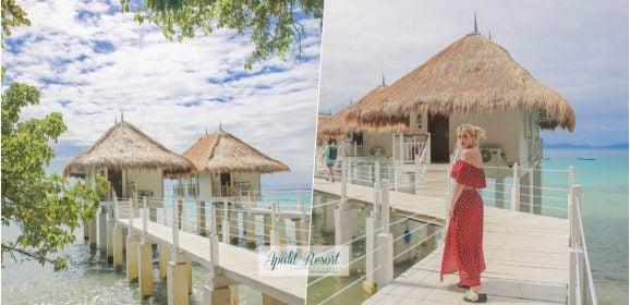 巴拉望省•愛妮島住宿推薦|絕美水上屋阿普莉度假村Apulit Island Resort,一島一飯店絕不無聊的世外桃源小馬爾地夫|菲律賓遊記