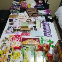 「愛買」我們母女花了一百萬?!首爾擺滿床塞不下戰利品大賞