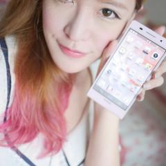 「科技」讓少女瘋狂的粉紅自拍神機,4.7吋大螢幕又輕薄的HUAWEI P6開箱來囉