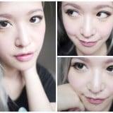 「美瞳」放大美麗也能舒適自然,美若康綻美高透氧矽水膠放大日拋試戴