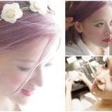 「結婚特刊」訂婚宴當天的結婚的(?)幸福新娘端莊典雅妝容彩妝教學