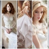 「結婚特刊」待嫁少女夢想中的婚紗,訂製婚紗前的夢幻款式集錦