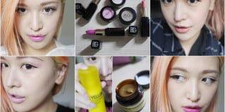 「彩妝」用正韓系彩妝打造4款妝容XWishtrend Taiwan,加映去角質+精華液噴霧