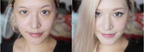 「妝容」超快速化妝實驗!趕時間挑戰2分半完成全臉夏日清爽日常妝