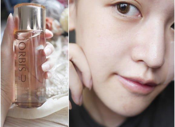 「保養」清爽無油分的浸潤輕齡抗老第一選擇,ORBIS=U潤澤活顏化妝水