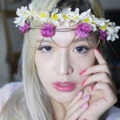 「彩妝」打造繁花盛開的清新溫柔粉紅少女妝,Dior迪奧2016春季彩妝趨勢搶先看