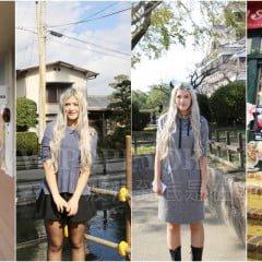 「穿搭」不冷暖冬的微胖女孩顯瘦穿搭筆記,九州自由行四套重複私服搭配
