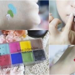 「彩妝」色彩控的夢幻逸品,各種怪顏色都能調的MAKE UP FOR EVER調色盤開箱