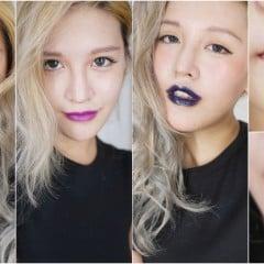 「彩妝」打造伸展台的立體小臉&前衛優雅時尚霧面唇色,Dior迪奧藍星唇膏&夢幻美肌氣墊粉餅