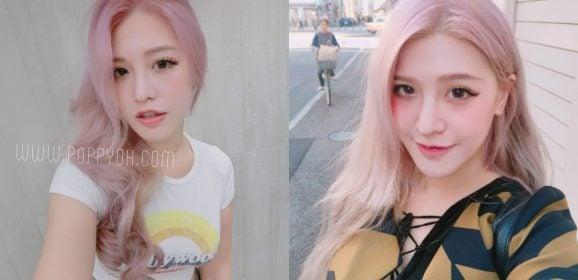 「變髮」不用粉紅濾鏡就很粉,粉紫紅玫瑰金特殊髮色/漂髮/染髮/褪色全記錄