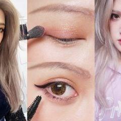 「妝容」詢問度超高!紅紫色系眼妝教學|化妝眼影苦手、配色苦手必看