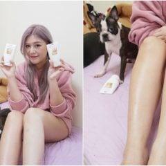 美白素顏霜推薦|保濕嫩白一次到位身體用的素顏霜,驚為天人的Emma1997美體勻嫩霜&美體潤膚霜