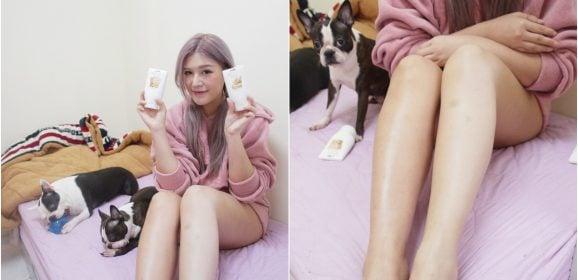 「保養」保濕嫩白一次到位身體用的素顏霜,驚為天人的Emma1997美體勻嫩霜&美體潤膚霜