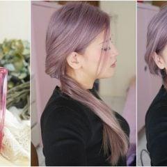 「美髮」網路熱銷第一名的粉紅少女心護髮神器,巴黎萊雅金緻護髮精油玫瑰精華給妳光澤彈性的一頭秀髮