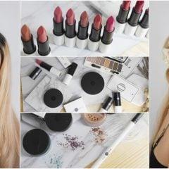 天然礦物化妝品推薦|令人驚豔的超棒妝效,雙彩妝教學X潤唇膏全試色X黑白皮膚適合的唇色解析|英國天然礦物品牌Lily Lolo試用心得