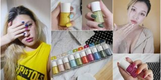 「指彩」令人瘋狂的超療癒色票指甲油組,一次擁有熱門高質感時尚色號|Winmax S/S 2017 春夏流行指甲油限定組