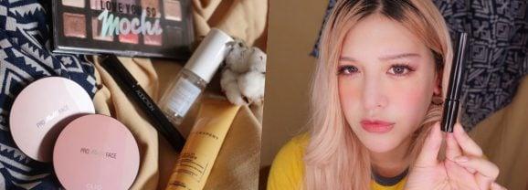 眼線液/眼影/腮紅/免沖洗護髮/膠原蛋白原液 天天在用的彩妝化妝品保養品推薦,4月愛用品