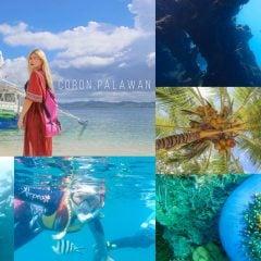 巴拉望省•科隆|跳島出海行程規劃:盧松砲艦沈船//珊瑚花園/帕斯島/東沈船,海面上海面下的美景都盡收眼底|菲律賓遊記