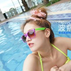 「愛買」夏日墨鏡特輯,精選12款超吸睛私人收藏太陽眼鏡