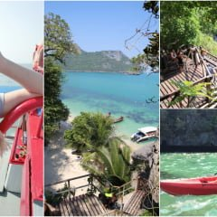 「遊記」搭船出海、浮潛、獨木舟、山中湖一網打盡,泰國蘇美/蘇梅島安通國家公園一日遊