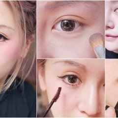 「妝容」霧面眼影打造絕佳回頭率,約會聯誼上班必學日常妝|眼妝髒髒苦手必看!
