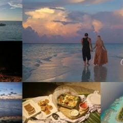 馬爾地夫遊記 來去無人島住一晚,來個高級露營享受吧~居民島蜜月求婚推薦必去超值行程Plumeria Maldives
